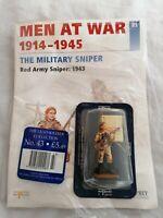 Del Prado men at war issue 43 The Military Sniper - Red Army Sniper
