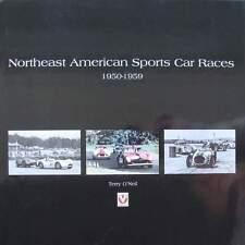 LIVRE/BOOK : VOITURE DE SPORT COURSE AMERICAINE 1950-59 (american car races