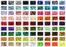 Berisfords Satin Ribbon 15mm Double Sided Choice of 59 Colours 4 Metres