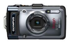 Olympus DigitalCamera Tg-1 Silva 12M Waterproof 2M Drop Impact-10 Withstan