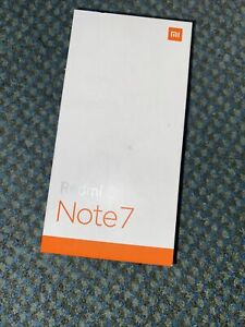 Xiaomi Redmi Note 7 - 128GB - Space Black (Unlocked) (Dual SIM) Scratches