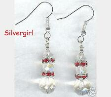Lots of Styles And Colors Dangling Crystal Earrings What is Your Favorite