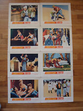 The Wonders of Aladdin lobby card set of 8 61/314 Donald O'Connor