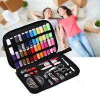 Sewing Tools Kit Portable Mini Travel Case Colors Needle Thread DIY Home Set HOT