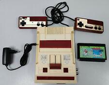 Original Nintendo Famicom (Family Computer) mit AV Chinch Ausgang + 1 Spiel #3