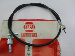 Napa 48624 Lower Speedometer Cable 1979-1982 Ford Mustang, Fairmont 43.75 Length