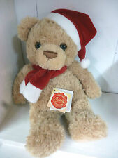 TEDDY HERMANN, Teddy, Teddybär, Weihnachten, Weihnachtsbär, Bär,  Plüsch, 33 cm