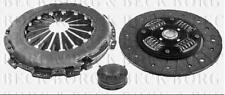HK2451 BORG & BECK CLUTCH KIT 3-in-1 fits Hyundai i20 1.4TD 09- NEW O.E SPEC!