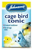 JOHNSON'S CAGE BIRD VITAMIN TONIC 15ML (CANARY,BUDGIE,COCKATIEL,FINCH)