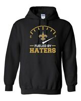 New Orleans Saints Fueled By Haters S-5XL Hoodie Drew Brees Kamara NOLA