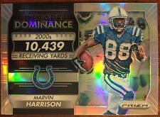 MARVIN HARRISON - 2016 Prizm DECADE OF DOMINANCE #12 - INDIANAPOLIS COLTS