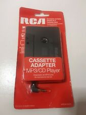 Rca Cassette Adapter Mp3 / Cd Player Brand New Factory Sealed