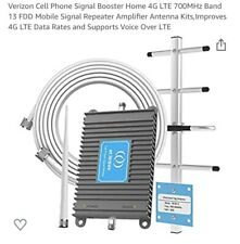 Home cell phone signal booster for Verizon 4G LTE