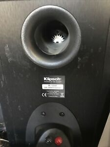 used klipsch bookshelf speakers