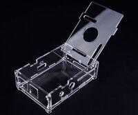 Transparent Acrylic Raspberry Pi Case Enclosure Computer Box Gloss Clear CF