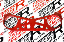 Red Kawasaki ZRX 1200 ZRX1200 ZRX1200R Front Fork Suspension Brace Stabilizer