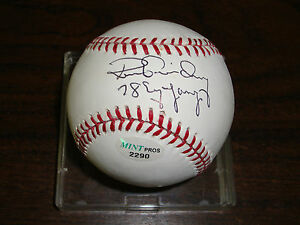 Ron Guidry---Autographed Baseball---Inscribed 78 Cy Young---COA