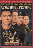 Assassinio al presidio DVD Nuovo Sigillato Versione Noleggio