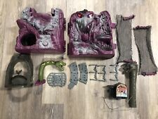 Vintage MOTU Snake Mountain Parts Lot He-man Skeletor WORKING microphone