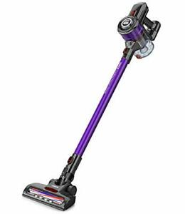 ONSON Cordless Stick Vacuum Cleaner, Powerful - Rechargeable Lithium Ion Battery