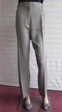 Pantaloni da donna grigie, taglia piccola