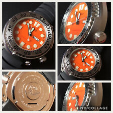 SEIKO TUNA Sawtooth Professional Scuba Diver's 200m