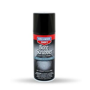 Birchwood Casey Bore Scrubber 2-in-1 Cleaner -10 oz * Free P&P*