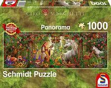 Schmidt Ciro Marchetti Magic Forest Jigsaw Puzzle (1000 Pieces)