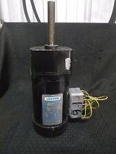 Leeson, C42P17FZ9A, 096018.00, Gearmotor, 1/8 HP, Ratio 29:1, Torq- 135, TEFC
