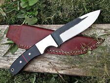 Mittelalter Messer, Gürtel Messer, handgeschmiedet 1095 stahl CR60