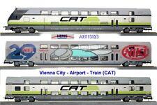 Set Heris 13123 H0 1:87  city airport  Cat OBB