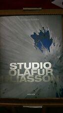 Studio Eliasson Encyclopedia by Philip Ursprung (2008 HC ) XL SERIES, SIGNED.
