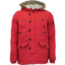 Cappotti e giacche da uomo parke rossi m