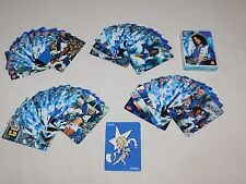 VINTAGE GIRLS 1981 DALLAS COWBOYS CHEERLEADERS PLAYING CARDS MISSING 2 CARDS