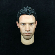 "1/6 Chris Redfield male Head Sculpt For 12"" Figures Resident Evil Piers  A-04 CN"