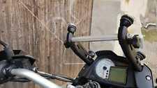 Supporto navigatore Moto Guzzi Stelvio & Norge navigator e phone support