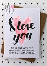 Greetings Card / Comedy / Love Layla / Funny / Humour / Birthday / LOVE C40