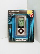 iPod nano 5th Generation videoshell clear case with stand.