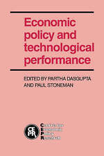 Economic Policy and Technological Performance-ExLibrary