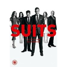 Suits Season 6 Six DVD 2017 BOXSET Region 2 Europe