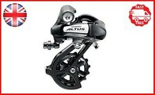Rear Derailleur 7/8s Black SGS RD-M310 Altus DIRECT MOUNT
