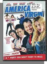 American Virgin - New Comedy DVD! Jenna Dewan, Brianne Davis, Rob Schneider!
