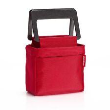 reisenthel travelling roadbag Flaschentasche red