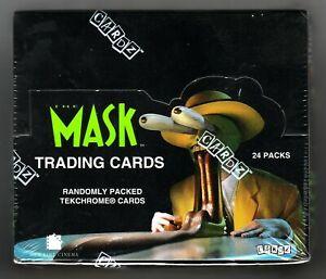 1994 THE MASK JIM CARREY CARDZ TRADING CARD FACTORY SEALED BOX 24 PACKS