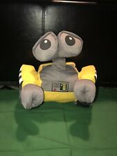 """Disney Store Pixar Exclusive Wall-E Robot Plush With Rotating Head Toy 12"""""""
