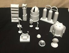 Marx reissue Cape Canaveral space playset accessories