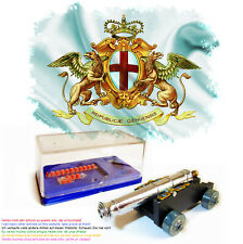 1960' Casemate Naval Gun 24 Pounder, by Gun Toys - Made in Italy