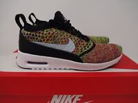 NIKE AIR MAX THEA ULTRA FLYKNIT - CRIMSON / BLACK VARIOUS SIZE 881175 600