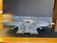 """Vintage DELTA ROCKWELL 37-290 Belt Drive Benchtop Jointer Planer 4"""""""