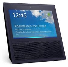 AMAZON ECHO SHOW Sprachgesteuerter Smart Assistant Alexa Schwarz NEU & OVP***